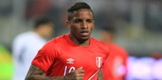 Jefferson Farfán no Corinthians