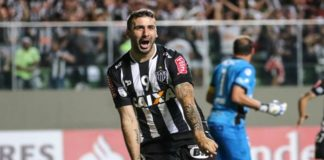 Lucas Pratto no Palmeiras