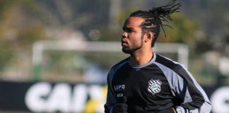 Carlos Alberto no Atlético-PR