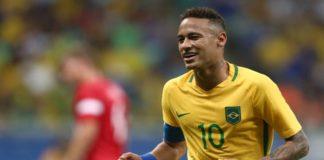 Neymar no Flamengo