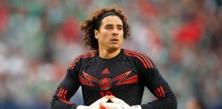 Ochoa no Flamengo