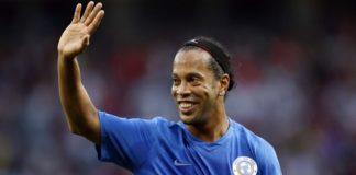 Ronaldinho no Nacional