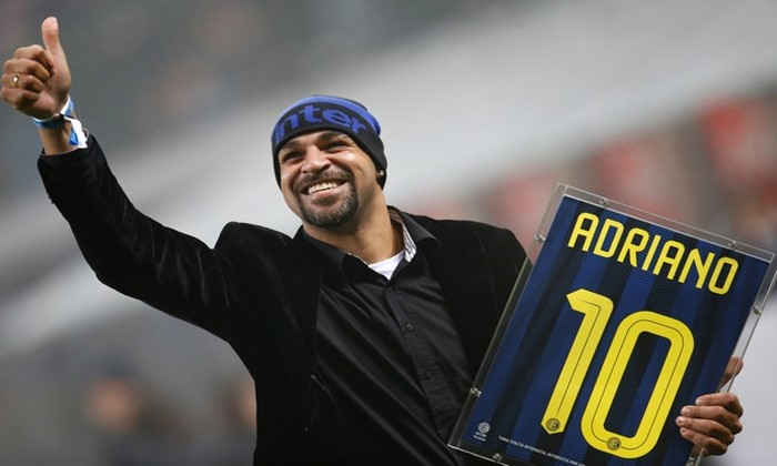 Adriano Diz Que Aceita Jogar Até De Graça No Flamengo Em 2018