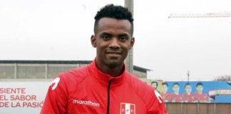 34773c8ba0 Goiás acerta com o lateral-esquerdo peruano Nilson Loyola