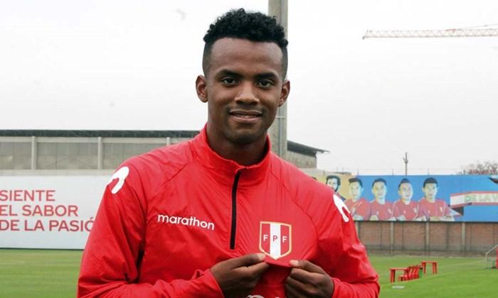 e307a407d1 Goiás acerta com o lateral-esquerdo peruano Nilson Loyola